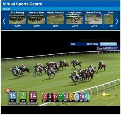 Boylesports Virtuals