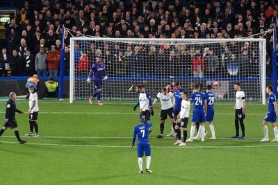 Chelsea Game