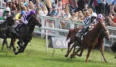 Flat Racing Epsom Derby