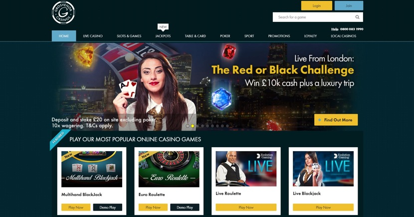 online casino legal in usa