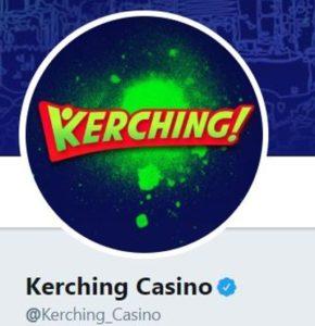 Kerching Twitter