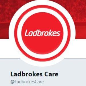 Ladbrokes Twitter