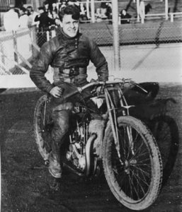 Roland Stobbart International Speedway Rider circa 1930