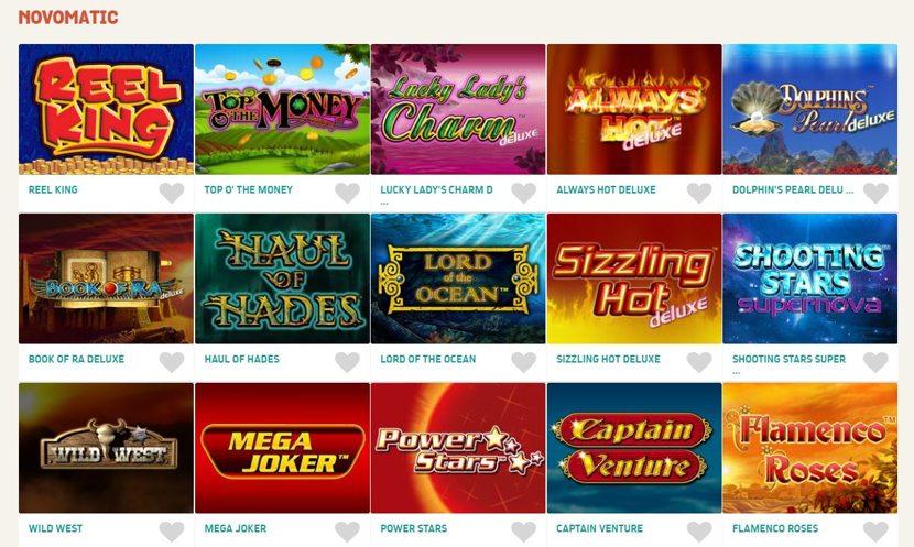 Daub Casino Software And Bonus Review