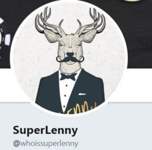SuperLenny Twitter