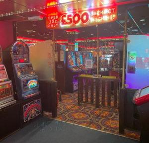 arcade adult area