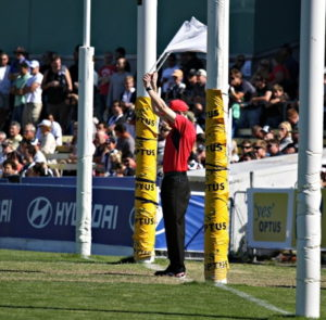 aussie rules referee
