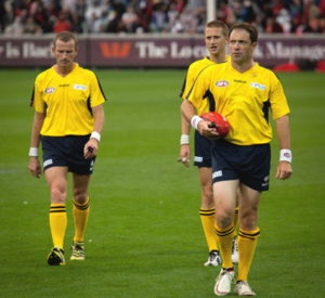 aussie rules referees