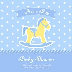Baby Boy Horse