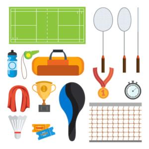 badminton equiptment