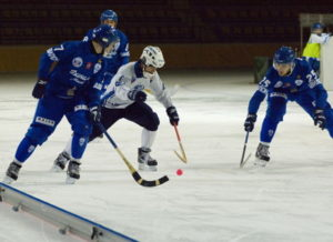 bandy players
