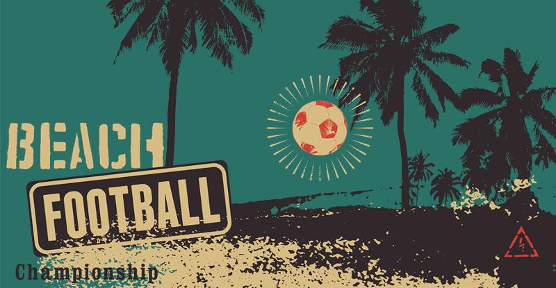beach football tournaments