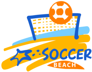 beach soccer logo