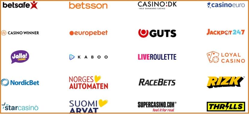 Betsson brands