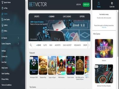 BetVictor Casino Top 10