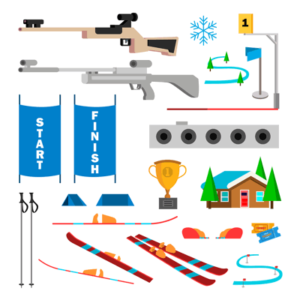 biathlon equipment