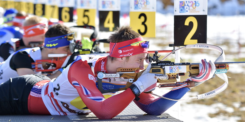 biathlon men shooting
