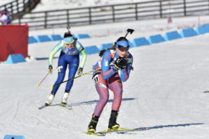 biathlon womens race