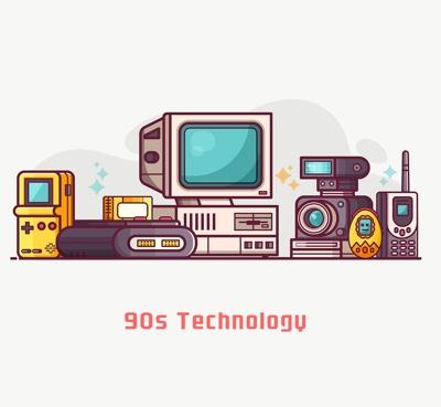 Vintage Technology