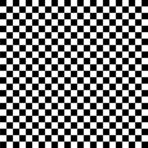 black and white check pattern of chess board