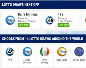 Boylesports lotto