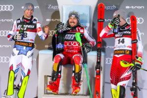 champion skiers