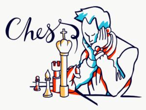 chess artist impression
