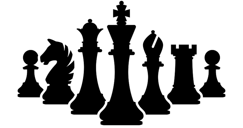 chess piece silhouette