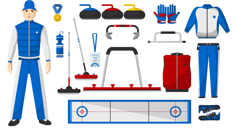 curling equipment