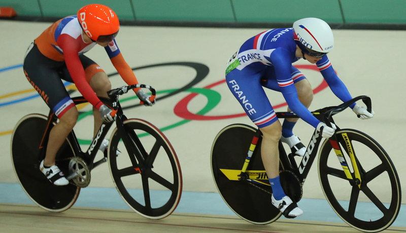 cycling olympics womens keirin