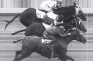 example of a dead heat in a horse race