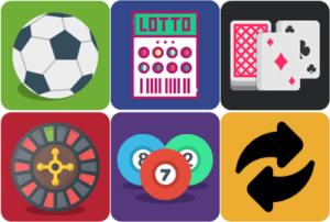gambling products