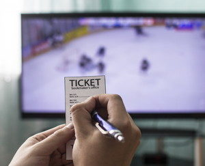 ice hockey betting