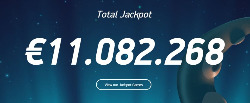 Jackpot Total Rising