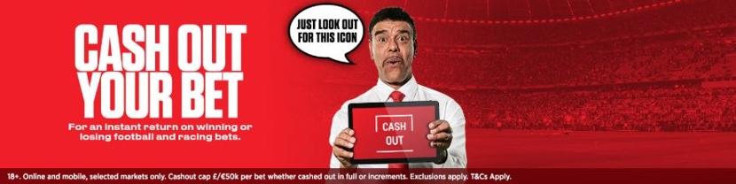 Ladbrokes Cash Out