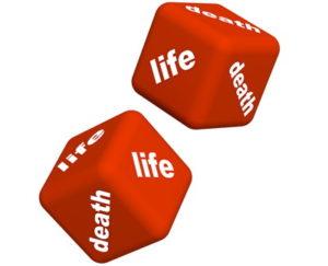 life death dice