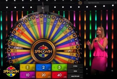 Live Casino gameshow