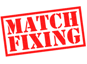 match fixing stamp