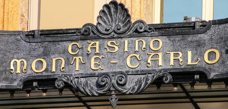 monte carlo casino sign