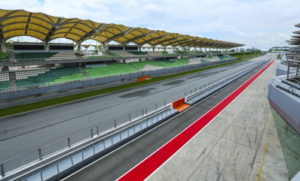 motogp racing circuit at sepang