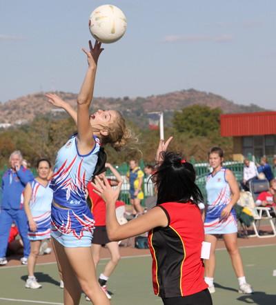 netball match