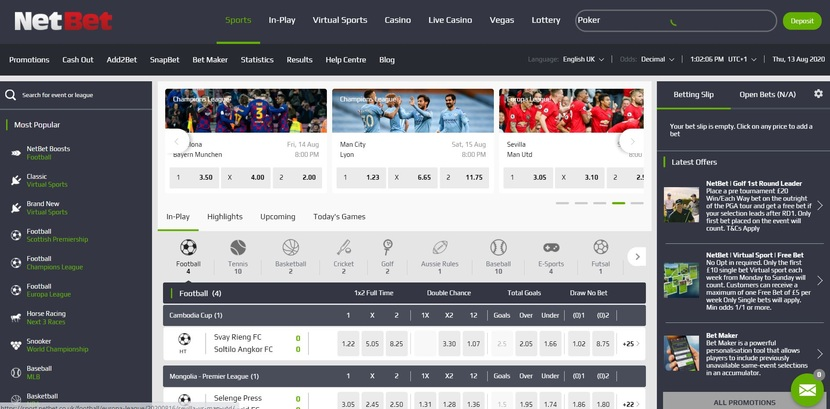 uk sports betting websites review