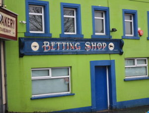 old style betting shop