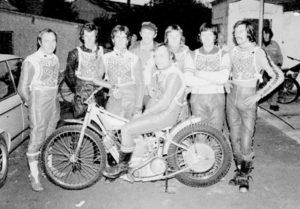 oxford speedway team 1974