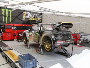 peter salberg world rally car