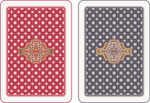 playing card patterns