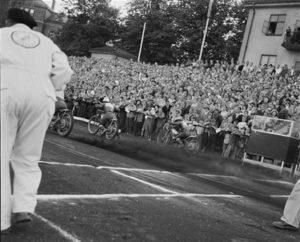 speedway race start 1953