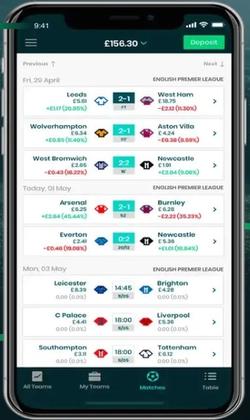 SportsBroker Mobile