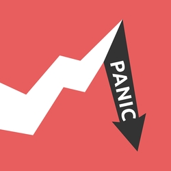 Stock Market Panic Sell