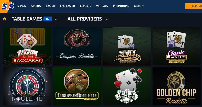 STS Casino